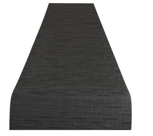 Chilewich Bamboo Runner | Smoke - GDH | The decorators department Store