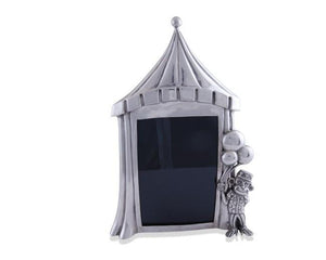 Pewter Circus Big Top Frame