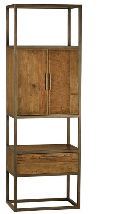 Warton Bookcase with bar