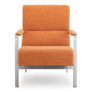 Jonkoping Arm Chair | Orange - GDH | The decorators department Store - 2
