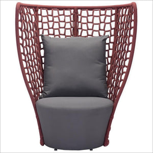 Faye Bay Outdoor Chair - GDH | The decorators department Store - 1