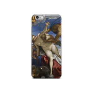 Tintoretto iPhone Case