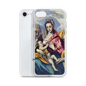 El Greco iPhone Case