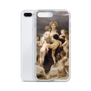 Bouguereau iPhone Case