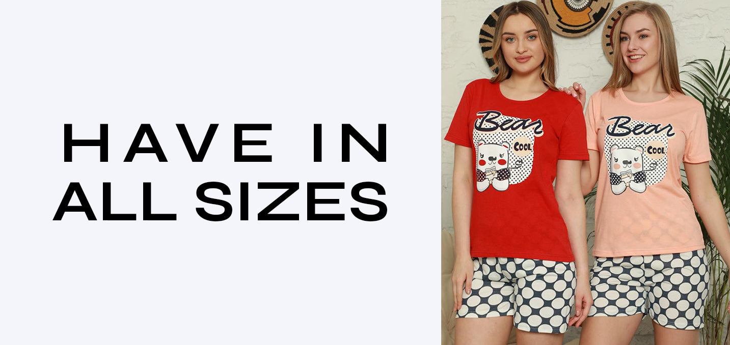 Have in All Sizes