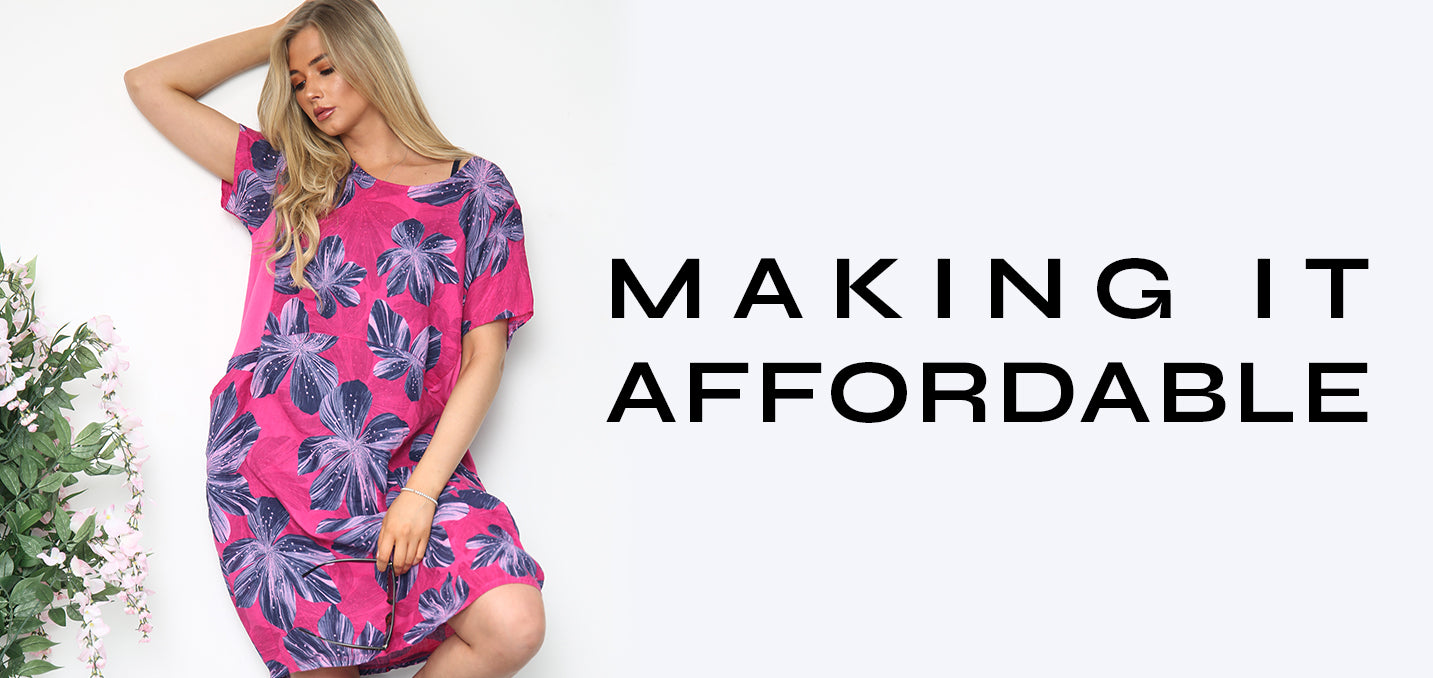 Making it Affordable