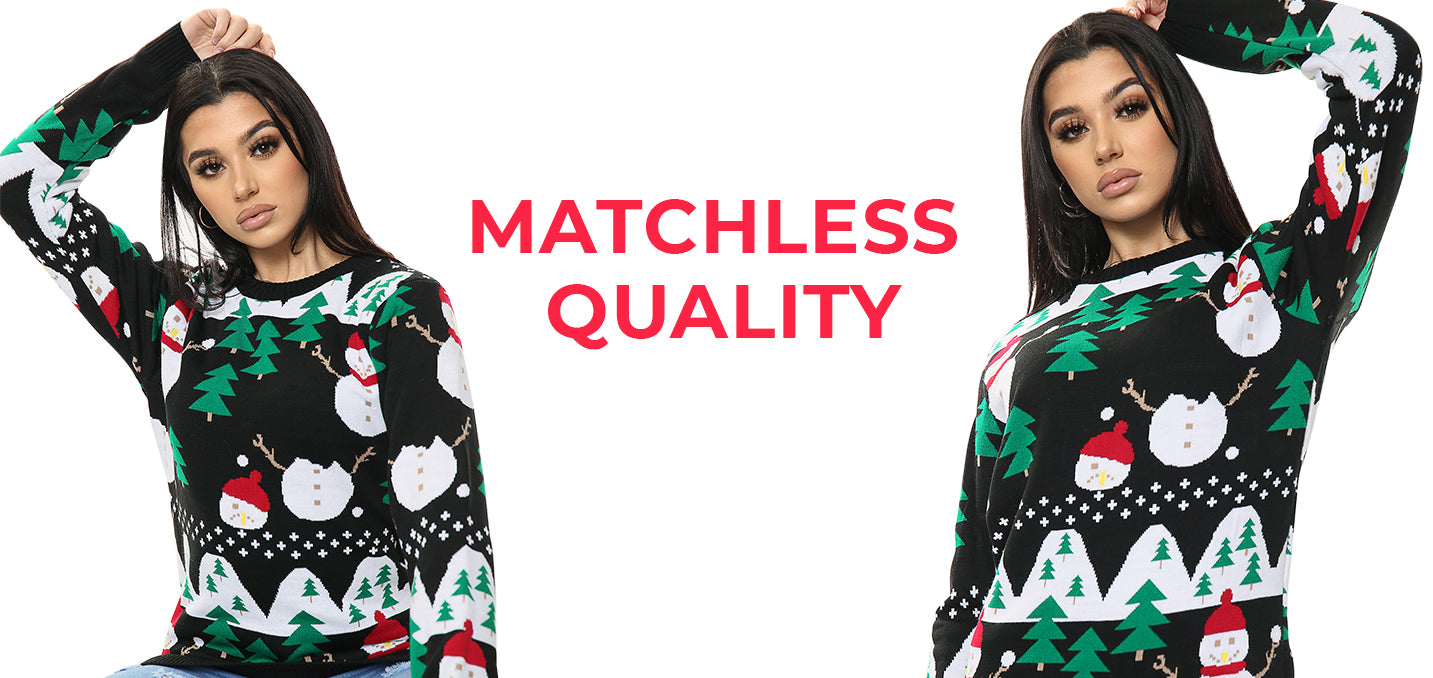 Matchless Quality