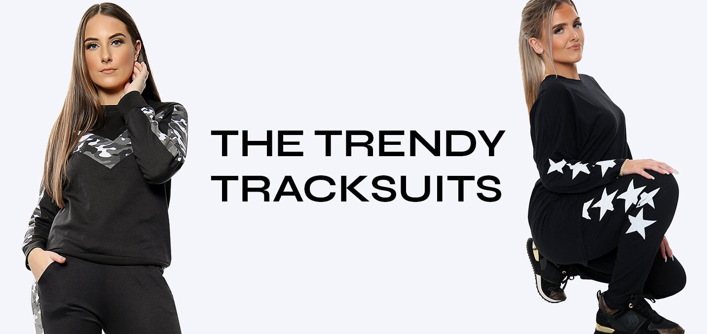 The Trendy Tracksuits