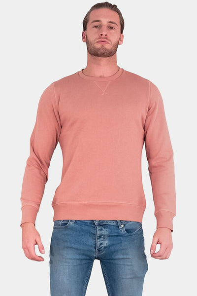 Wholesale  Mens Brave Soul Jones Overhead Sweatshirt V Insert Neck Pull Over Jumper (Pack Of 8)