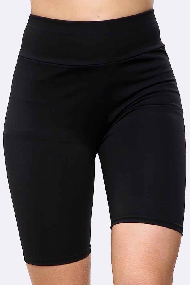 Plain Cycling Shorts