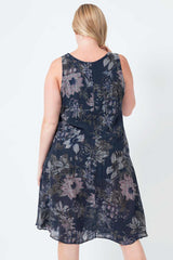 Wholesale Floral Print Dress