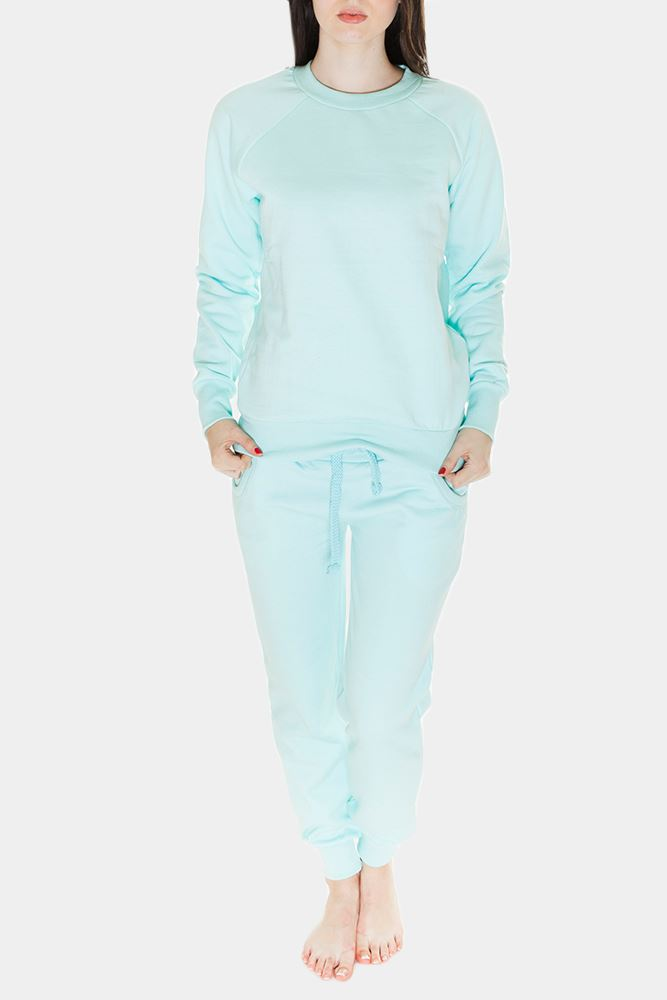 Wholesale Womens Jumper Sweater Jogging Sport Trouser Tracksuit