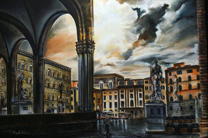 Florence Italy Painting