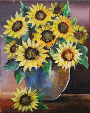 Sunflowers (In Pot)