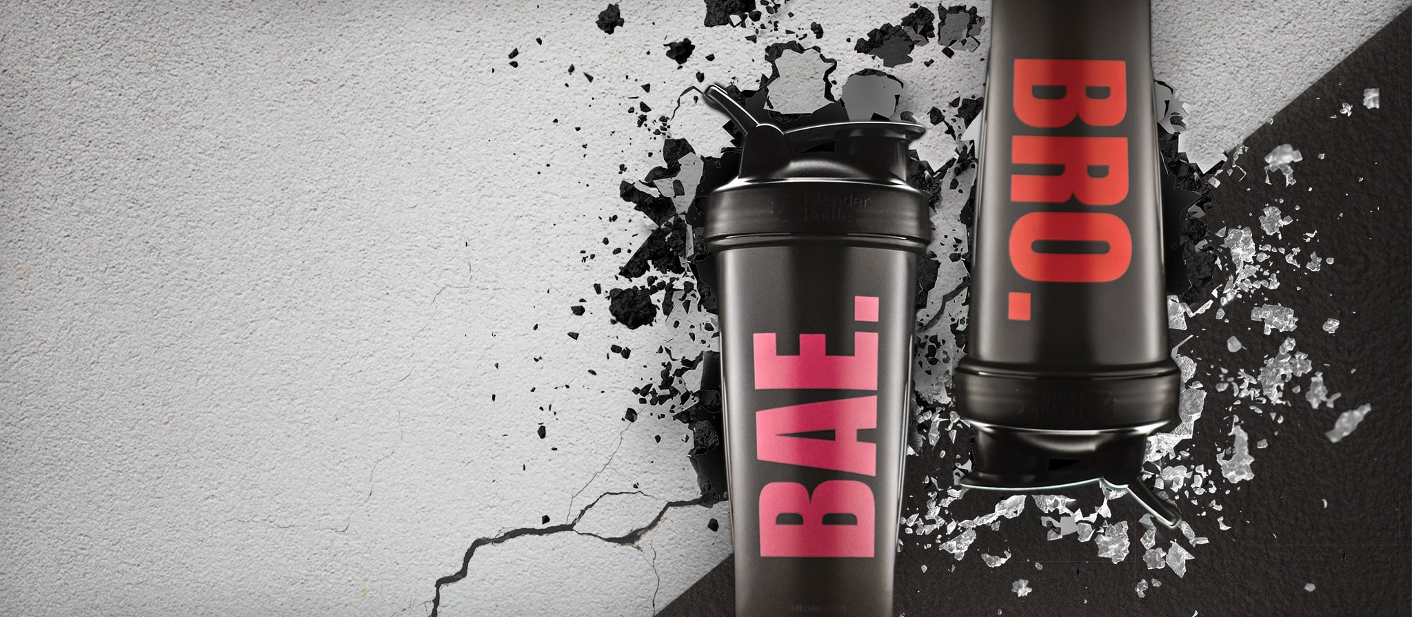 BlenderBottle - COLOR OF THE MONTH: BAE/BRO