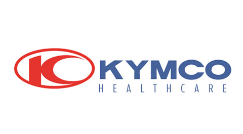 Kymco logo wheelchair