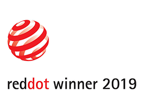 Red Dot Winner 2019