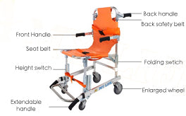 First Aid wheelchair