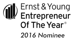 EY Entrepreneur of the Year 2016 Nominee