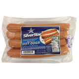 Lower Sodium Franks - 1 lb package (8/pkg)