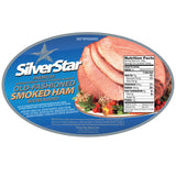 Whole Old Fashioned Smoked Ham (Skinless & Shank-less Ham)