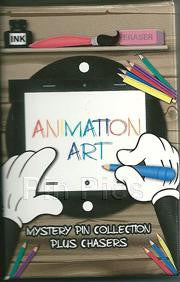 Animation Art Mystery Collection
