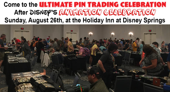 Ultimate Pin Trading Celebration