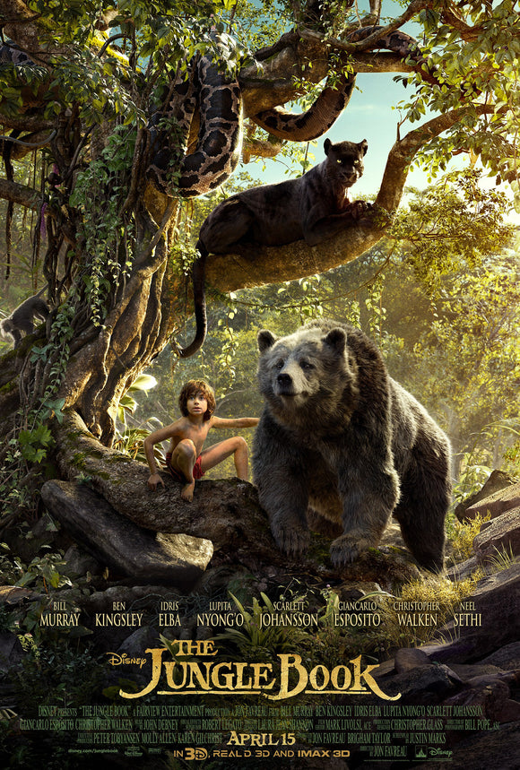 Jungle Book (Live Action)