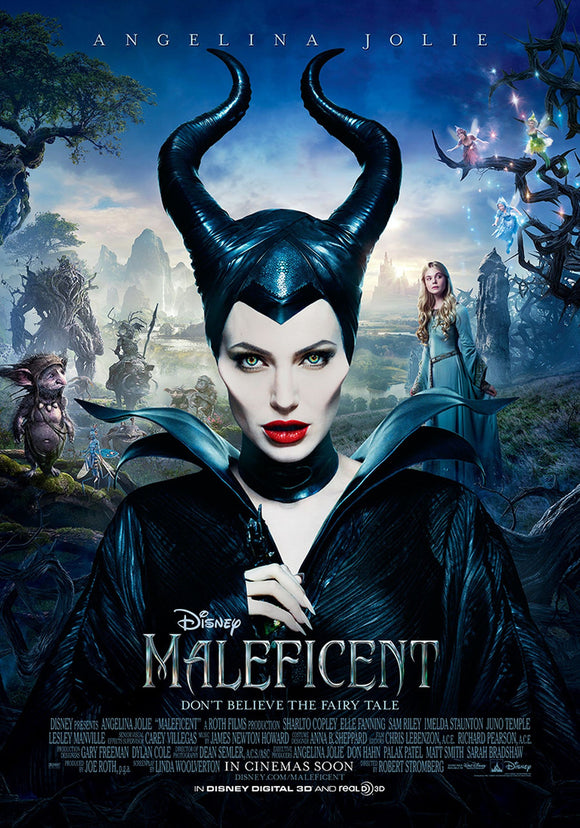 Maleficent (Live Action)
