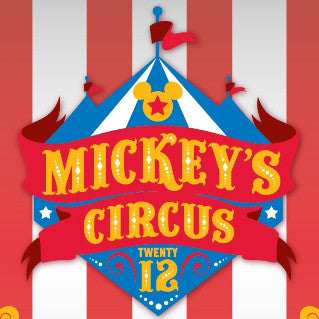 2012 Mickey's Circus Pin Event