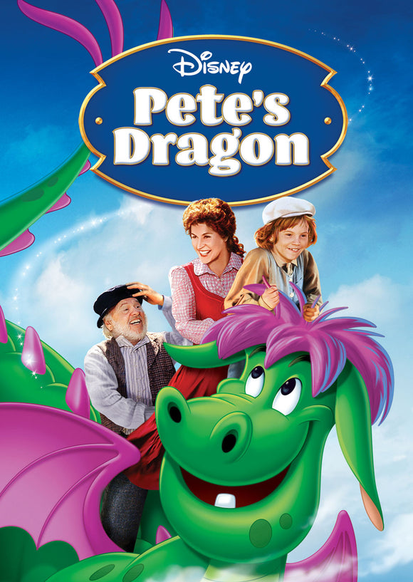 Pete's Dragon (Animated)