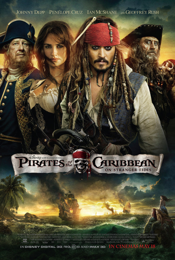 Pirates of the Caribbean (Live Action)