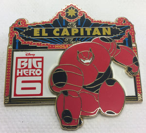 DSSH - Big Hero 6 Marquee (Pin# 106345)