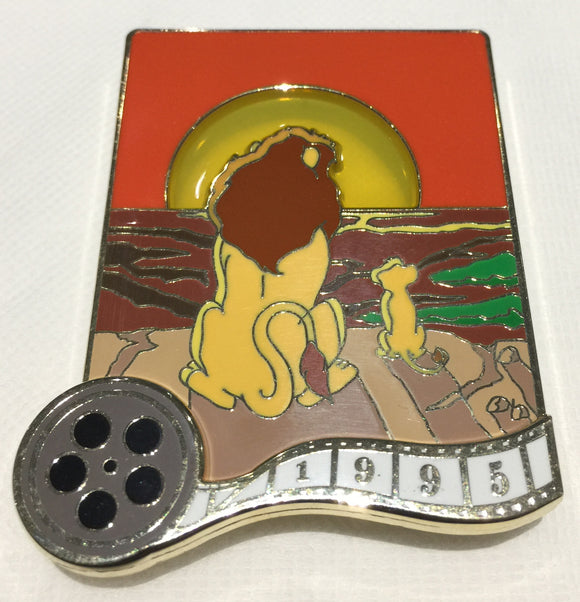 DSSH - Lion King Award LE300 Pin (Pin# 120767)