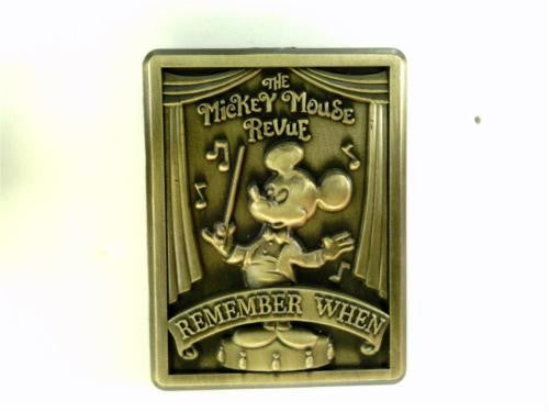 Disney Artist Proof - Remember When Mickey Mouse Revue - AP Pin# 94849