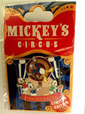 Disney Pin - WDW Mickey's Circus The Pie-rates - Pin# 90534