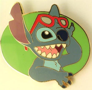 Disney Artist Proof - Stitch with Red Sunglasses - AP of Pin# 61401