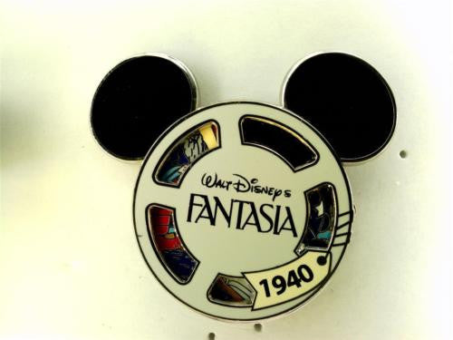 Disney Artist Proof - DLR Reel Characters Fantasia - AP of Pin# 90962