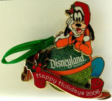 Disney Artist Proof - 2006 Holiday Ornament Goofy - AP of Pin# 50918