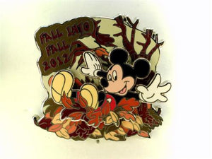 Disney Artist Proof - Fall into Fall 2012 Mickey Mouse - AP of Pin# 91725