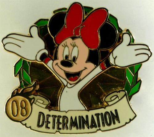 Disney Artist Proof - Summer of Champions Determination - AP of Pin# 63402