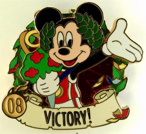 Disney Artist Proof - Mickey Mouse - Summer of Champions - AP Pin# 63403
