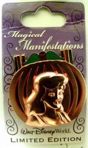 Disney Pin - WDW Magical Manifestations Cinderella - Pin# 94844