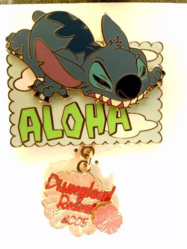 Disney Artist Proof - Aloha Stitch - AP of Pin# 36099