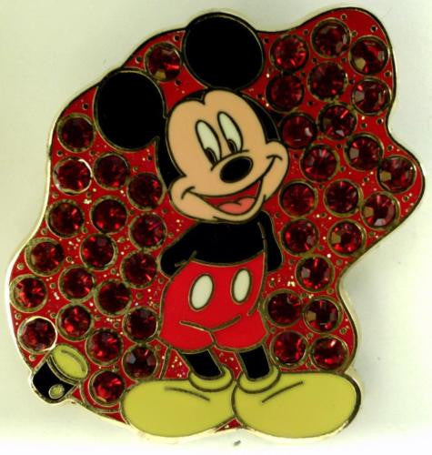 Disney Artist Proof - Spotlight Jewel Mickey Mouse - AP of Pin# 50226