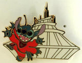 Disney Artist Proof - WDW Stitch Space Mountain - AP of Pin# 55718