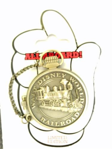 Disney Pin - Train Pocket Watch Series - Minnie Mouse - Pin# 95378