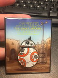 Fantasy Pin Star Wars BB-8 Comic Book Cover