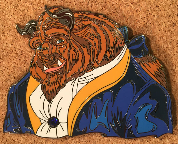 The Beast LE50 Fantasy Pin