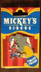 Pin 90614 WDW - Mickey's Circus - Opening Acts Breakfast Gift